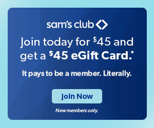 Sam's Club Offer Logo